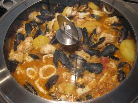 suquet de peix by Sue Style