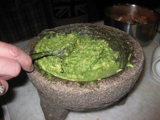 guacamole by Sue Style