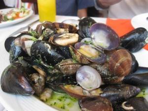 clams Calella