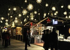 Basel Christmas market copyright Klaus Brodhage