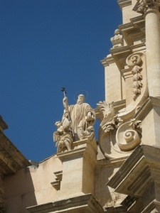 Chiesa San Giuseppe, Ragusa Ibla, Sicily