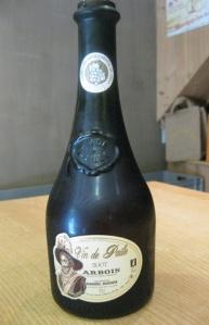vin de paille, Domaine Daniel Dugois, Jura