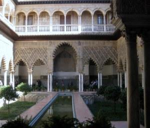 Alcazar, Sevilla, Spain