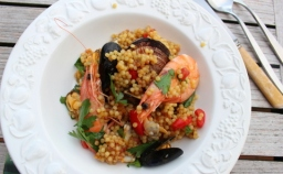 Tasting Sardinia – Fregola with Seafood and Saffron