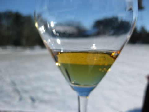 Only the Thick-skinned Need Apply: Making Ice Wine in Niagara