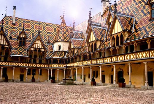 Hospices de Beaune, copyright Tourisme Bourgogne