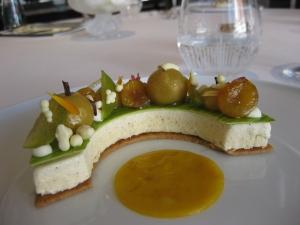 Mirabelle dessert, Villa René Lalique, ©Sue Style