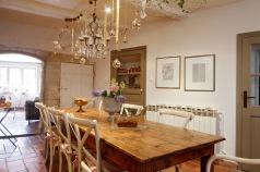 Maison de la Bourgade dining room, from their website