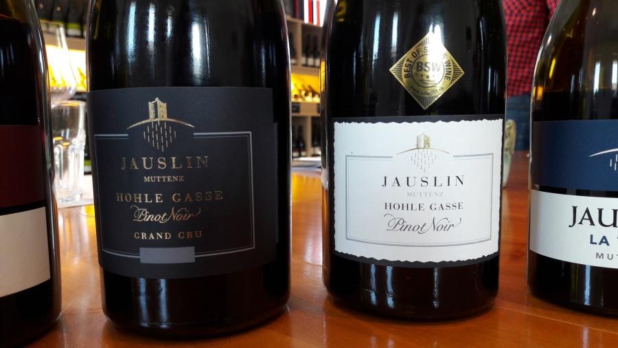 Weingut Jauslin, Muttenz,Baselland