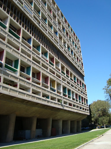 Unité d'Habitation Marseille By Anapuig - httpscommons.wikimedia.org