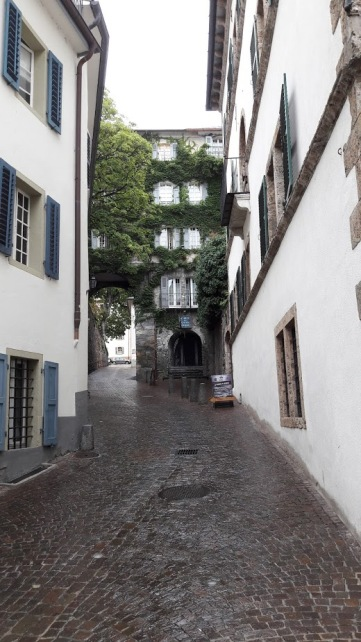 Sion old town