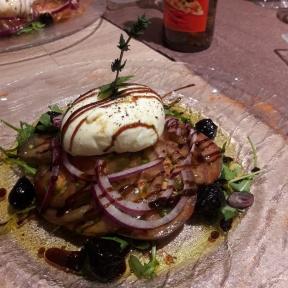 insalata burratina