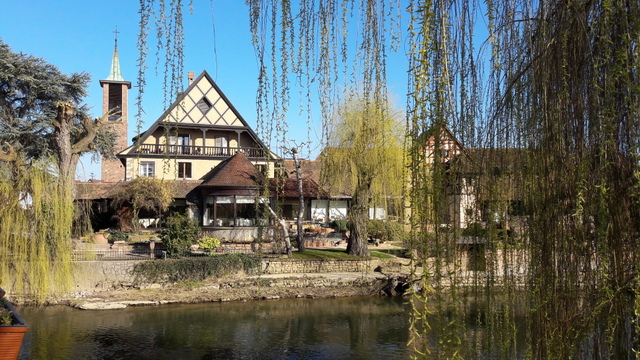 The Auberge de l'Ill: 51 years at theTop