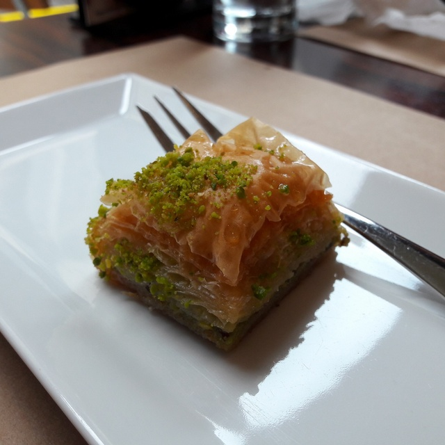 Restaurant Pinar Basel