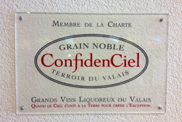 ConfidenCiel – Celestial Sweet Wines from the Valais