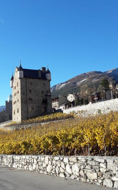 Top Drops in Switzerland's UpperValais